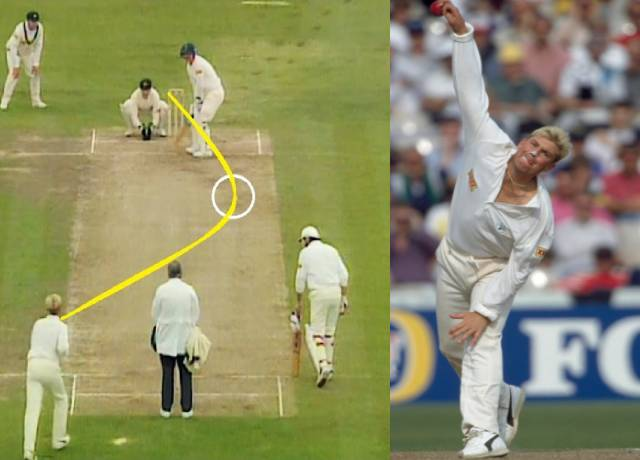 On this day: In 1993 shane warne delivered the ball of the century
