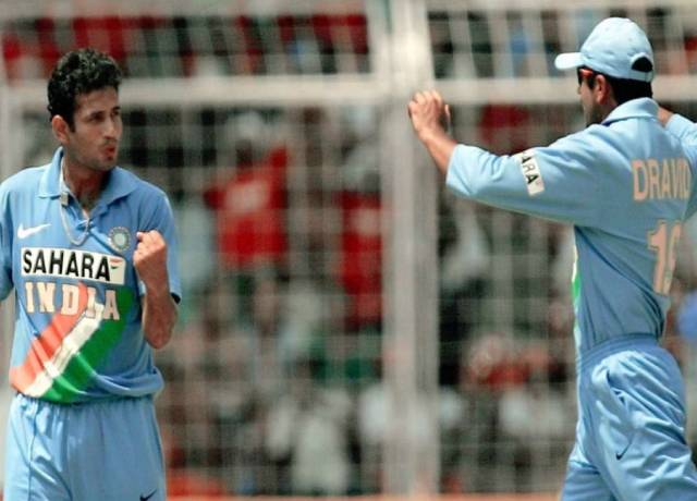 Captain Dravid was always ready to help even at two o'clock in night, Irfan Pathan said