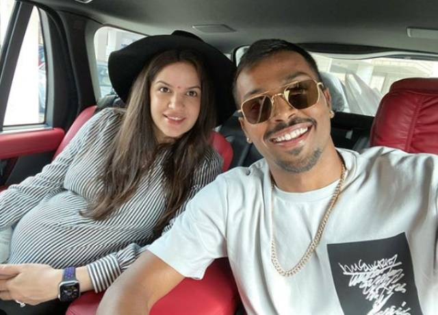 Hardik Pandya and Natasa Stankovic blessed with baby boy, See Picture