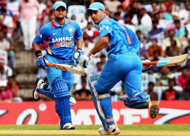 After Dhoni, Suresh Raina retired from international cricket