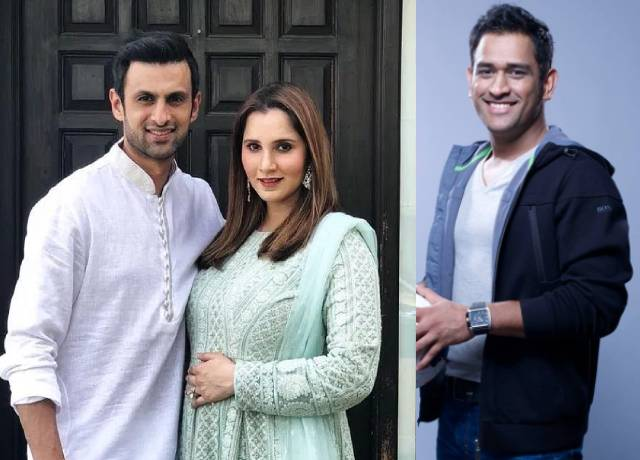 Why Sania Mirza said that MS Dhoni reminds me of my husband ?