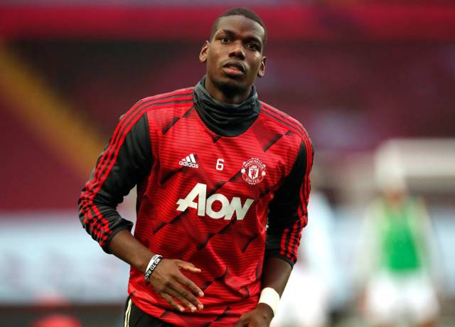 The untold story of Paul Pogba