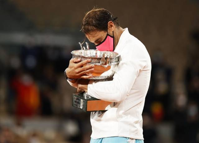 Rafael Nadal defeats Novak Djokovic to win 13th French Open title