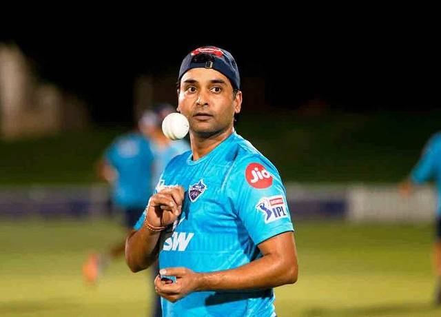 Amit Mishra ruled out of Dream11 IPL 2020