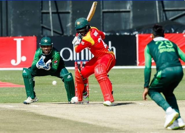 PAK vs ZIM, 1st ODI Live streaming & score