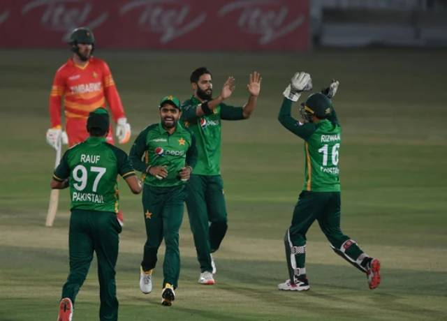PAK vs ZIM, 2nd ODI Live streaming & score