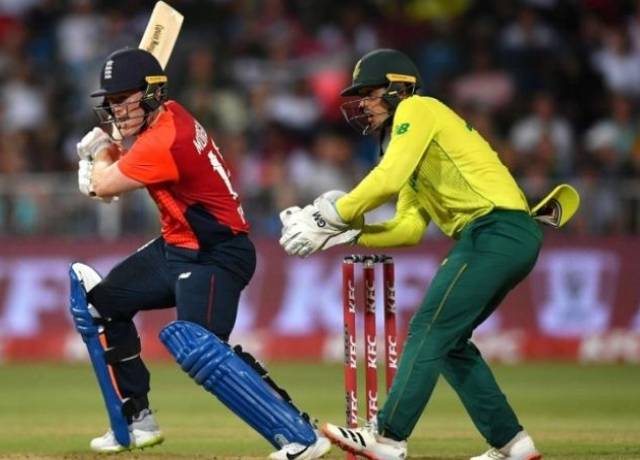 RSA vs ENG, 1st T20I live streaming & score