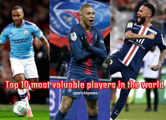 2020 End : Top 10 most valuable players in the world