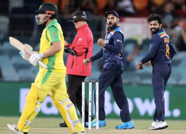 AUS vs IND, 3rd T20I live streaming & score
