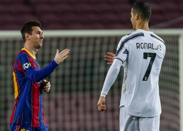 Ronaldo's classy response on asking about his rivalry with Messi