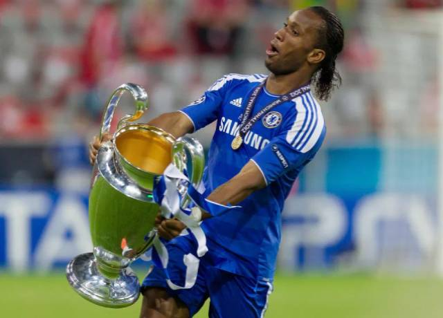 Didier Drogba is the most decorated African footballer