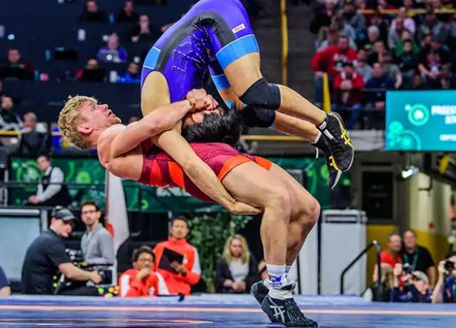 Individual wrestling world cup : squad, schedule, when and where to watch live streaming