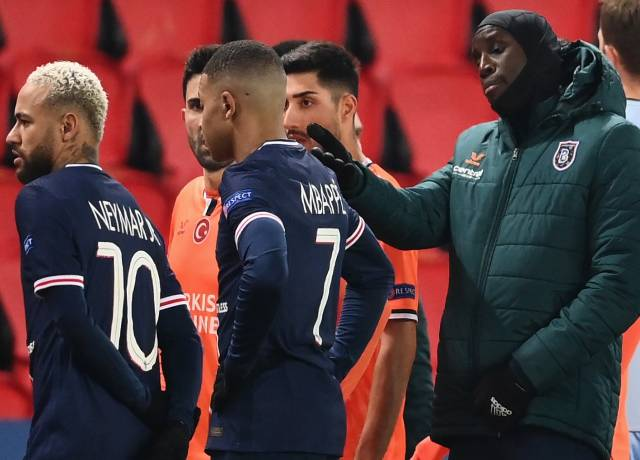 UCL: Match between PSG and Istanbul Basaksehir suspended, know why...