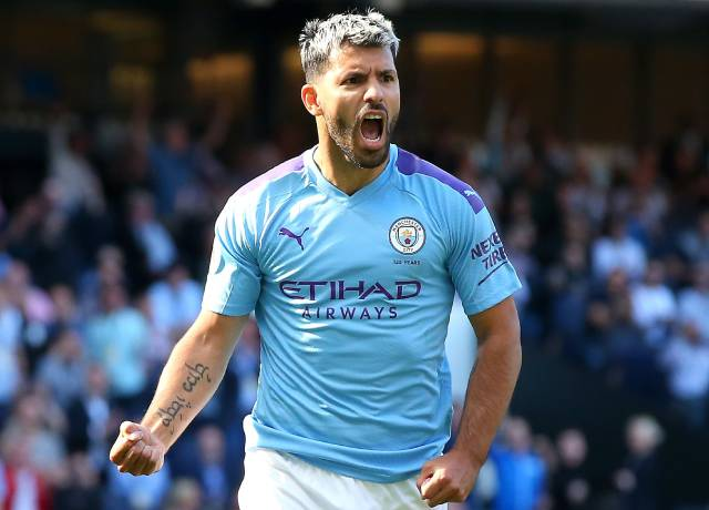 How Aguero was named 'KUN'