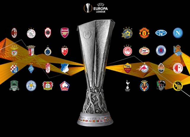 UEFA Europa League: Teams qualified for Round of 32