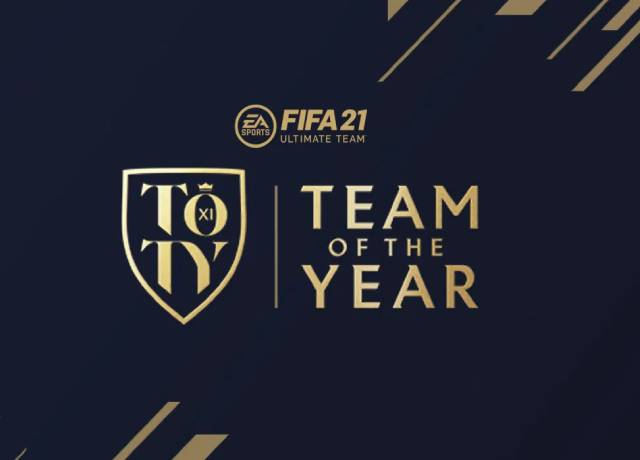 FIFA 21 Team of the Year announced