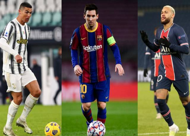 UEFA Team of the Year announced
