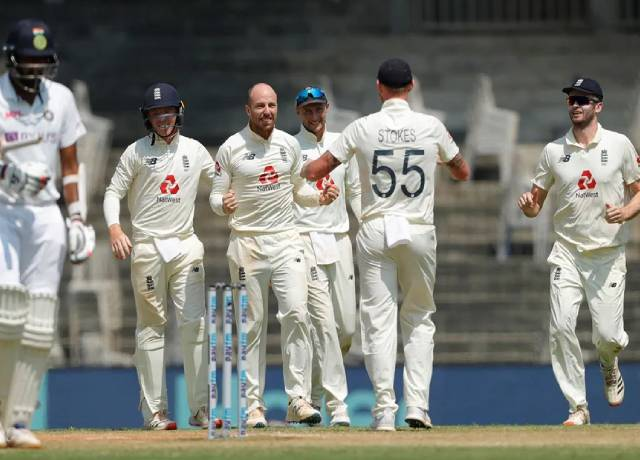 IND vs ENG 1st test live : England won by 227 runs