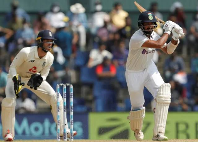 IND vs ENG 3rd test live score & streaming
