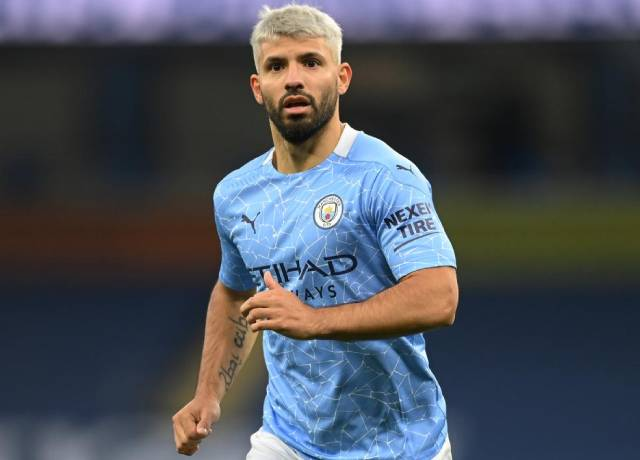 Sergio Aguero to leave Man City this summer
