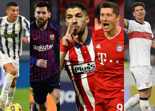 Top 10 players with most hat-tricks in 21st century