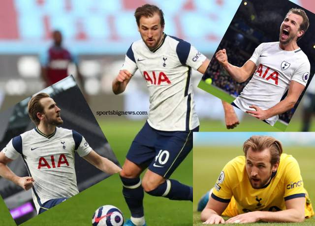 The untold story of Harry Kane