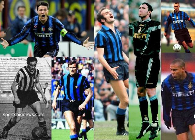 Top 10 greatest Inter Milan players of all time