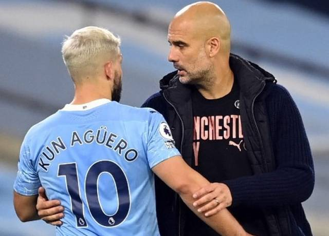 Aguero will help us until the end of the season: Pep Guardiola