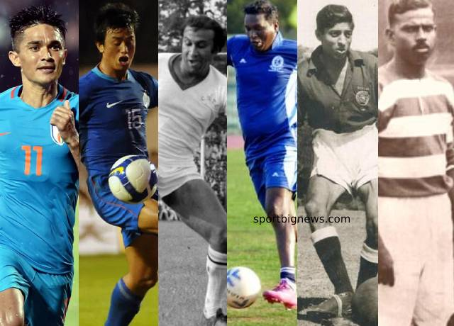 Top 10 Indian footballers of all time