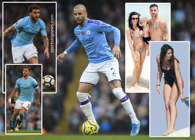 The untold story of Kyle Walker