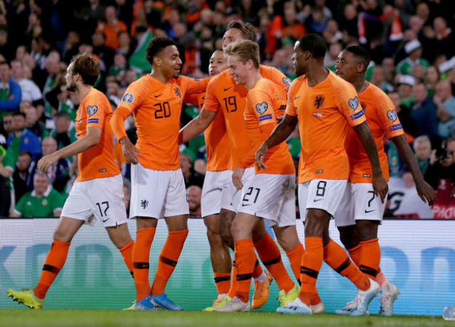 UEFA EURO 2020 : Netherlands squad and Probable Lineup
