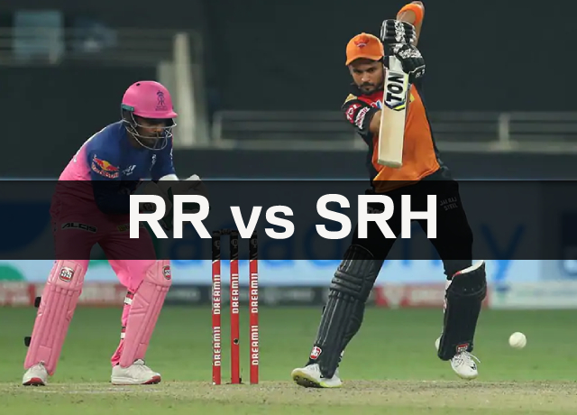 IPL 2021: RR vs SRH 28th Match Dream11 Prediction and Fantasy Playing Tips