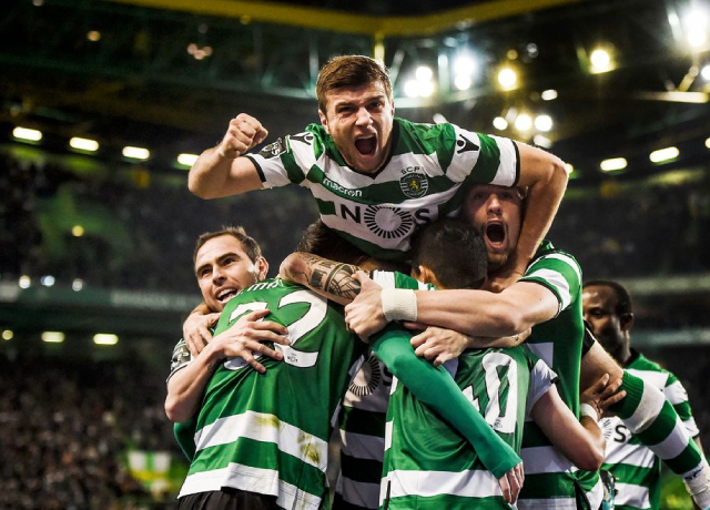 Sporting lift their first title for the first time since 2002