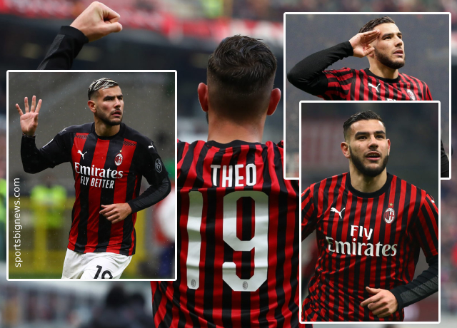 The untold story of Theo Hernandez