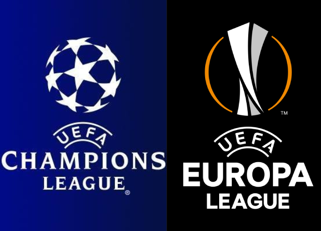 All the UCL/UEL qualified teams of Europe's top 5 leagues