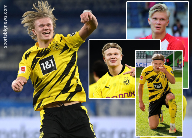 The untold story of Erling Haaland