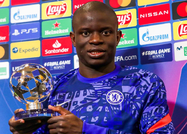 Was N'Golo Kante the best player of this UCL season?
