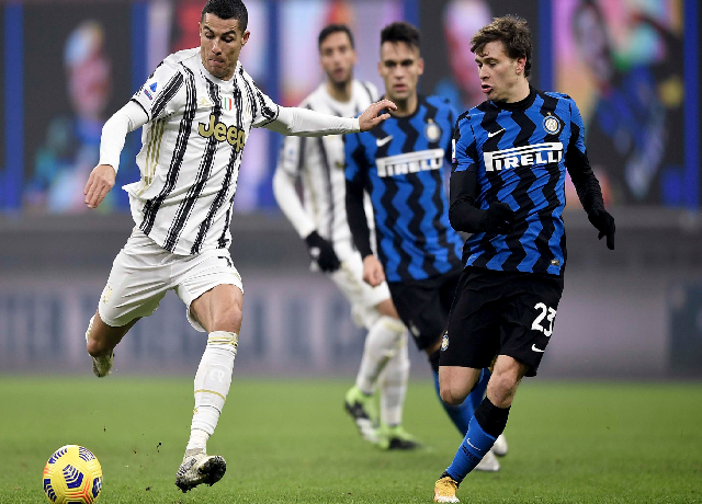 Serie A - Juventus vs Inter Milan match predictions and live stream
