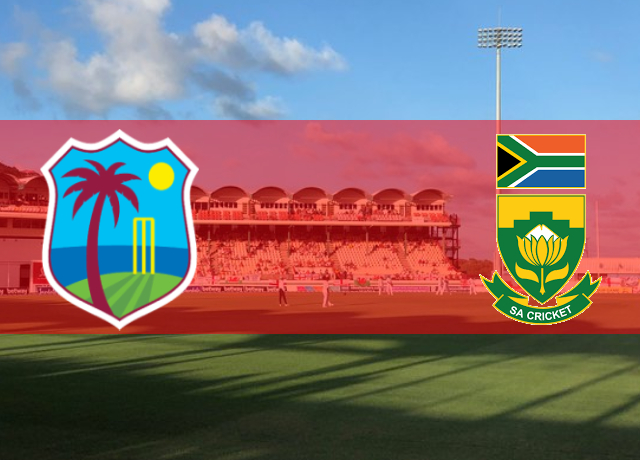 West Indies vs South Africa: Schedule, Live Streaming & TV Channel