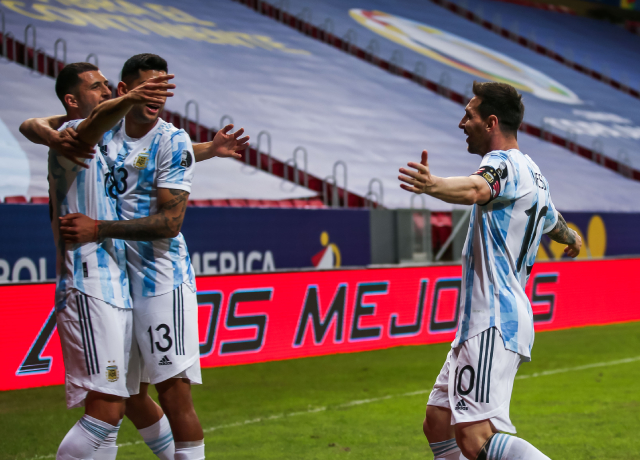 Copa America 2021: Argentina defeat Uruguay to reach at first spot on points table