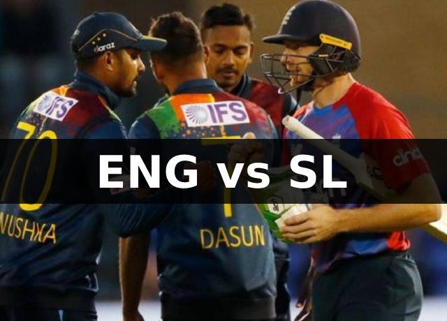 ENG vs SL