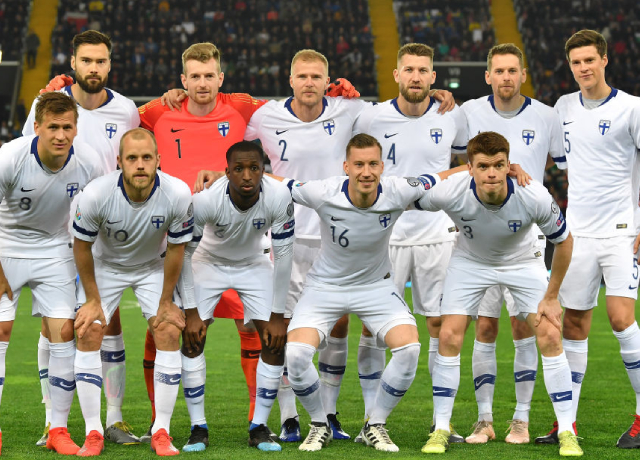 UEFA EURO 2020 : Finland squad and Probable Lineup