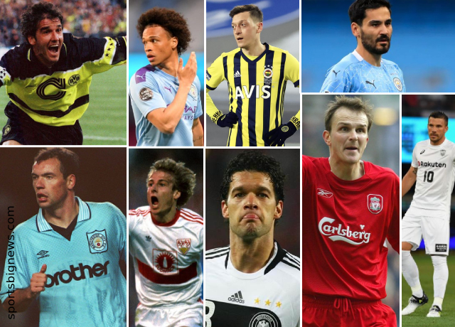 Top 10 greatest German players ever played in Premier League