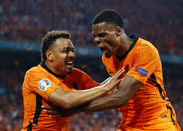 EURO 2020: Netherlands defeat Austria to become third team to qualify for knockout stage
