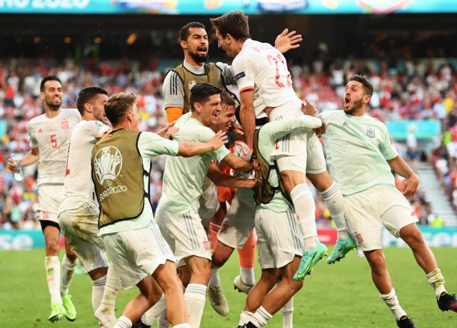 spain national football team
