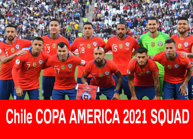 2021 COPA AMERICA Team Analysis : Chile Squad and Probable Lineup