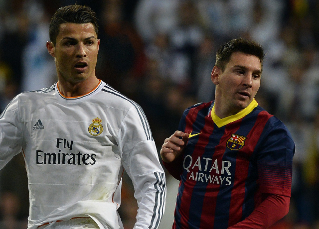 List of every record set by Ronaldo and Messi in every competition