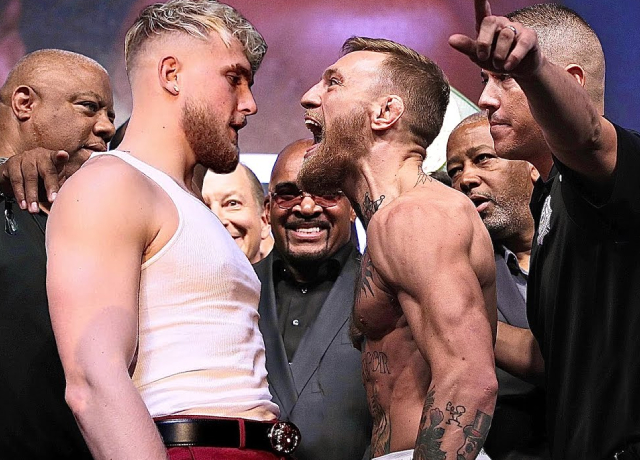 Conor McGregor could return to the boxing ring to face Jake Paul following UFC defeat