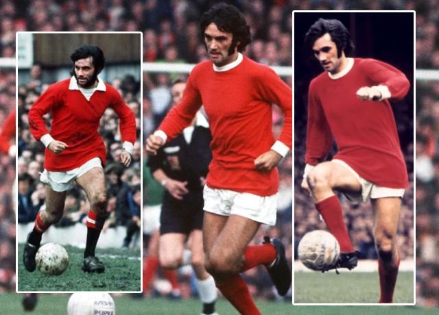 The untold story of George Best