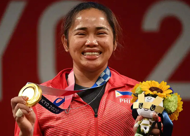 Who is Weightlifter Hidilyn Diaz? Biography | Age, Career & physical status